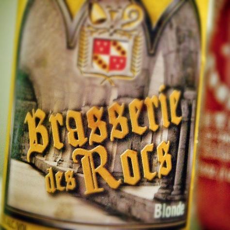 Обзор пива. Des Rocs Blonde.