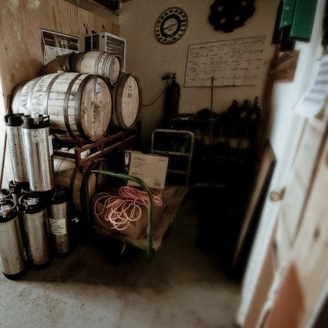 Крафтовая пивоварня. Earth Eagle Brewery.