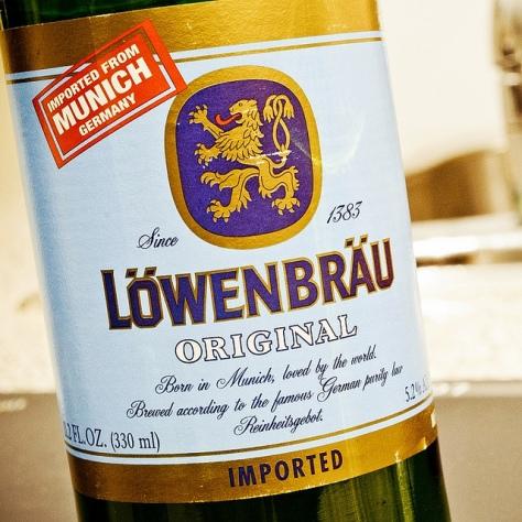 Обзор пива. Löwenbräu Original.
