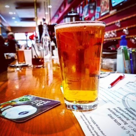 Правильная температура подачи пива.
