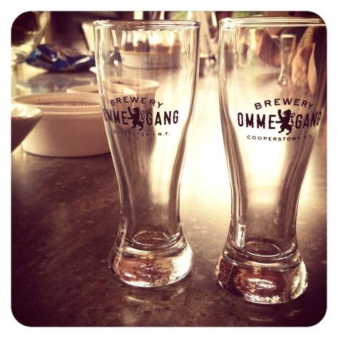Крафтовая пивоварня. Ommegang Brewery.