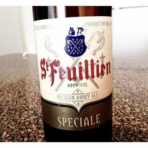 Обзор пива. St. Feuillien Speciale.