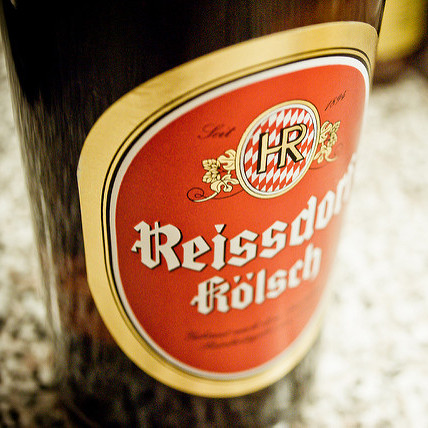 Обзор пива. Reissdorf Kölsch.