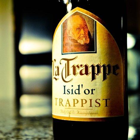 Пиво и баланс. La trappe isid'or.
