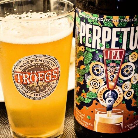 Пиво и баланс. Troegs Perpetual IPA.