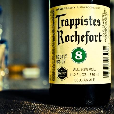 Пиво и баланс. Rochefort 8.