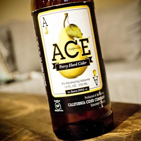 Обзор крепкого сидра. California Cider Ace.