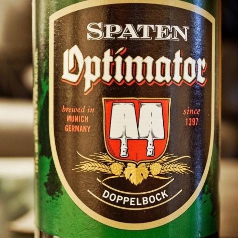 Обзор пива. Spaten Optimator.