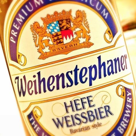 Правильная температура сервирования пива. Вайцен. Weihenstephaner Hefeweissbier.