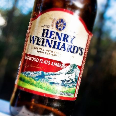 Blitz-Weinhard Henry Weinhard's. [Обзор пива].