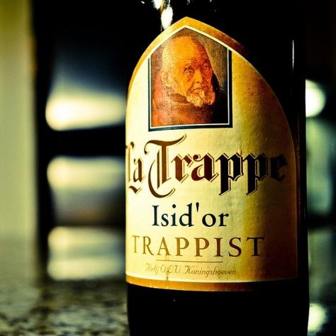 Траппистское пиво. Trappist beer. La Trappe.