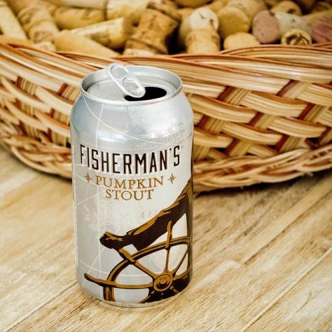 Обзор пива. Cape Ann Fisherman's Pumpkin Stout.