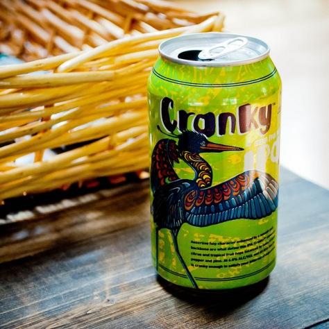Stony Creek Cranky IPA. [Обзор Пива].