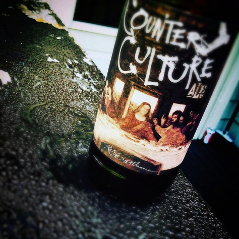 Обзор пива. Flying Dog Counter Culture.