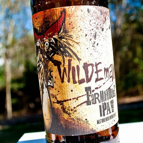 Обзор пива. Flying Dog Wildeman.