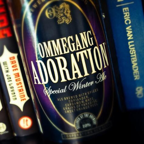Обзор пива. Ommegang Adoration Ale.