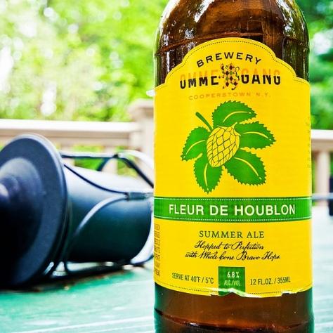 Обзор пива. Ommegang Fleur De Houblon.