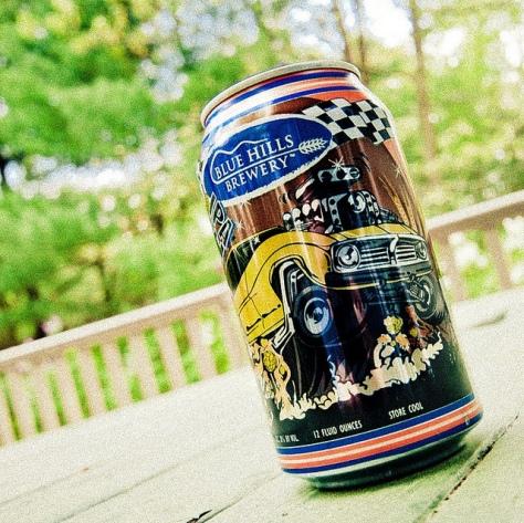 Обзор пива. Blue Hills Quarter Mile.