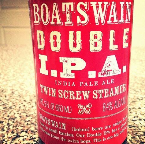 Обзор пива. Boatswain Twin Screw Steamer.