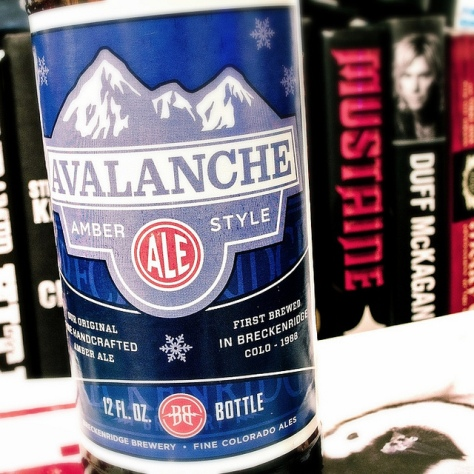 Обзор пива. Breckenridge Avalanche.