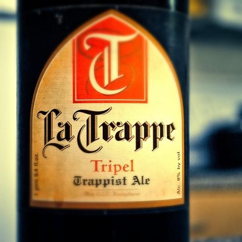 Обзор пива. La Trappe Tripel.