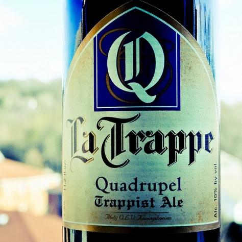 Обзор пива. La Trappe Quadrupel.