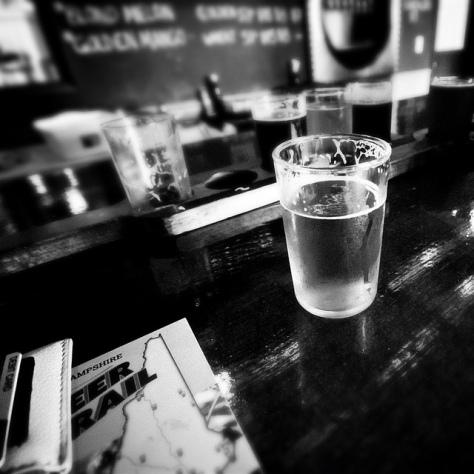 Крафтовая пивоварня. Rockingham Brewing Company.