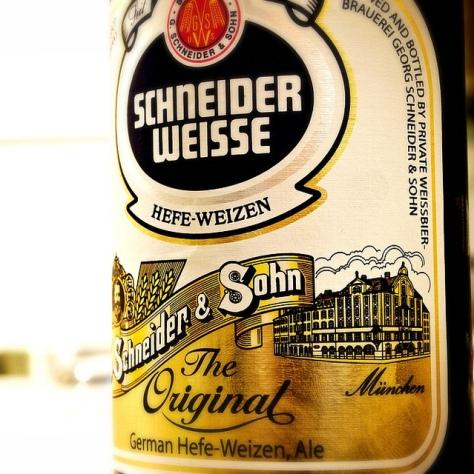 Обзор пива. Schneider Weisse Original.