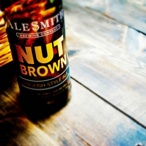 Обзор пива. AleSmith Nut Brown Ale.