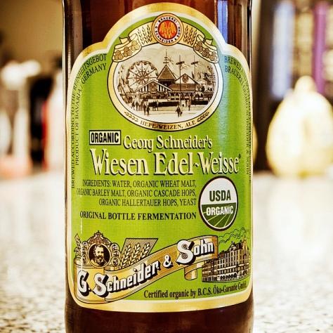 Обзор пива. Schneider Wiesen Edel-Weisse.