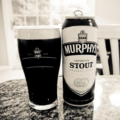 Обзор пива. Murphy's Irish Stout.