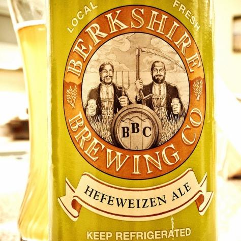 Обзор пива. Berkshire Hefeweizen.