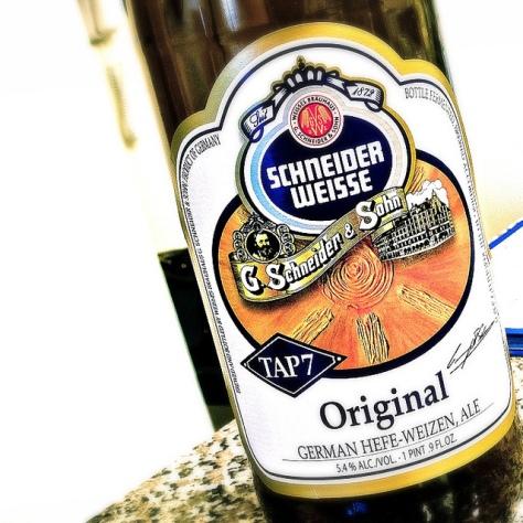 Обзор пива. Schneider Weisse Tap 7 Unser Original.
