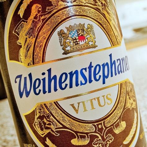 Обзор пива. Weihenstephaner Vitus.