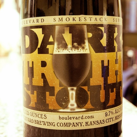 Обзор пива. Boulevard Dark Truth Stout.