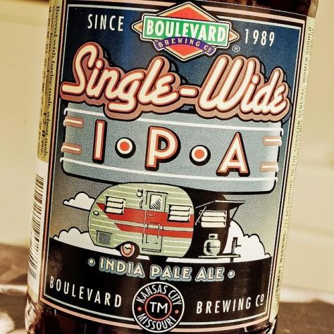 Обзор пива. Boulevard Single Wide.