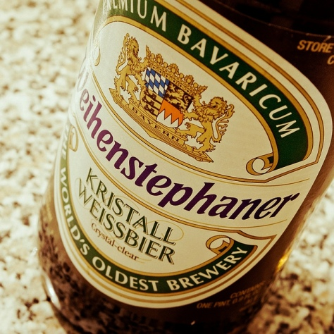 Описание сорта. Кристаллвайцен. Weihenstephaner Kristallweissbier. Обзор пива.