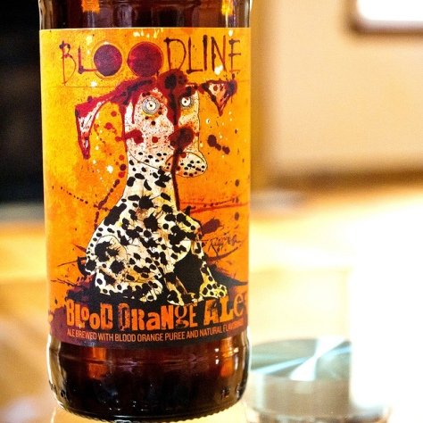 Обзор пива. Flying Dog Bloodline.