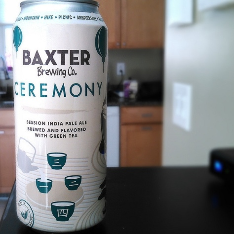 Обзор пива. Baxter Ceremony.