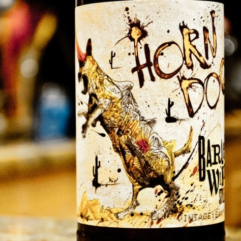 Барливайн. Barleywine. Flying Dog Horn Dog. Обзор пива.