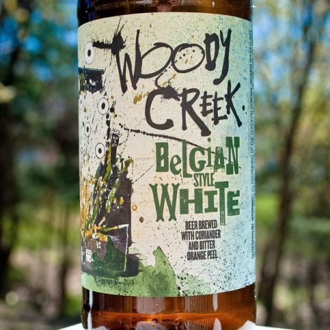 Обзор пива. Flying Dog Woody Creek White.