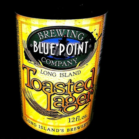 Обзор пива. Blue Point Toasted Lager.