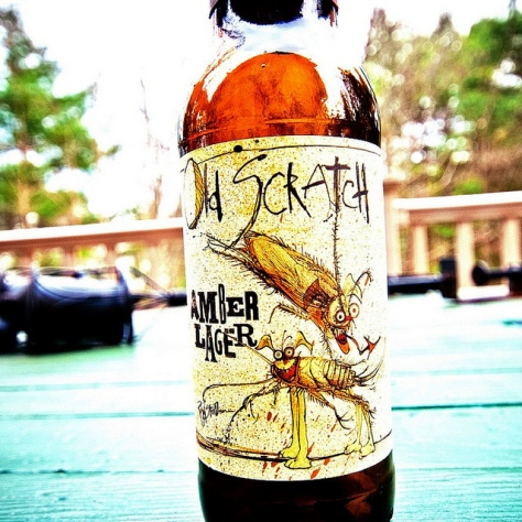 Обзор пива. Flying Dog Old Scratch.