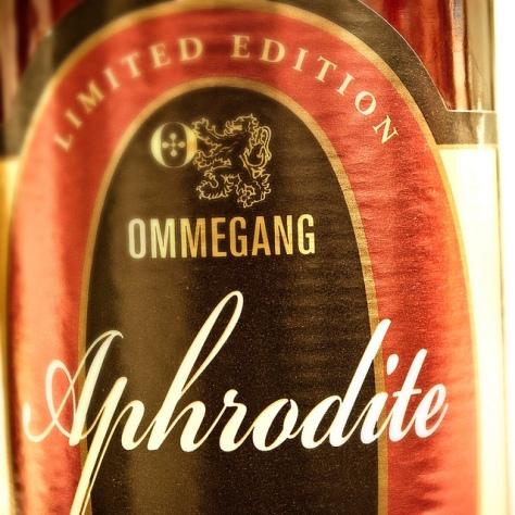 Обзор пива. Ommegang Aphrodite.