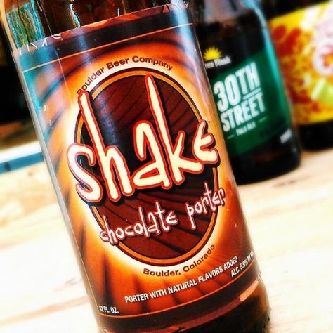 Обзор пива. Boulder Beer Shake.