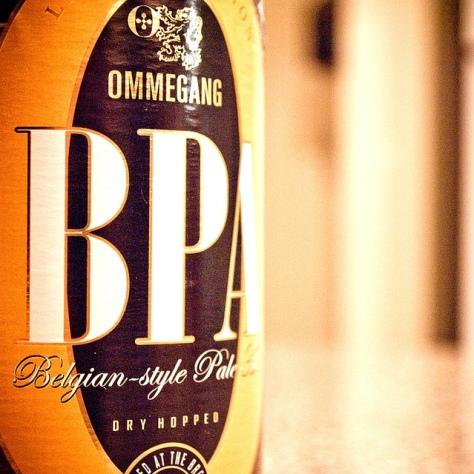 Обзор пива. Ommegang BPA.