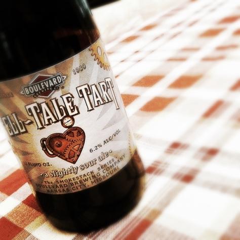 Обзор пива. Boulevard Tell-Tale Tart.
