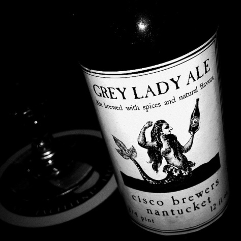 Обзор пива. Cisco Grey Lady Ale.