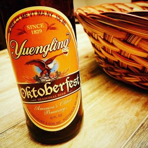 Обзор пива. Yuengling Oktoberfest.