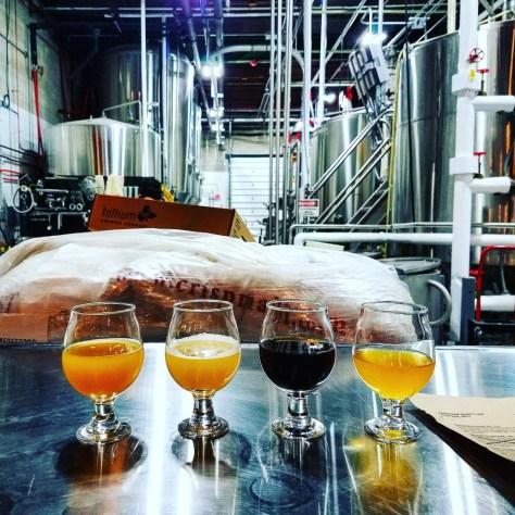 Мутное пиво. Trillium. Крафтовая пивоварня.
